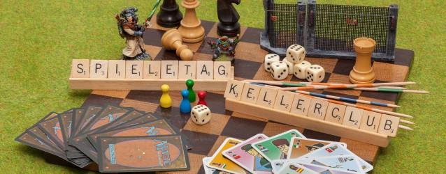 Harzgamer on Tour: Spieletag im Clausthaler Kellerclub